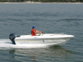 Olympic 450 Centerconsole Heck Sportboot