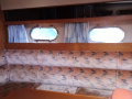 Marine Projects Princess 35 fly Cabin Boat