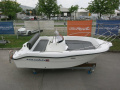 Nordmaster 450 Open + Mercury F40 Center console boat