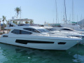 Sunseeker 75 Yacht Flybridge