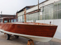 Cantiere Celli Taxi Veneziano Pontoon Boat
