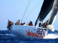 Cookson Boats TP 52 Regattaboot