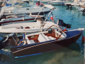 CUSTOMBUILT HARTLAY Sport Boat