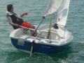 Laser Performance Sailcraft Laser 13 Sailing dinghy