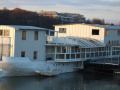 Hotel & Event Boat in Budapest Bateau-maison