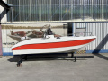 Trimarchi  53 S Enica Pontoon Boat