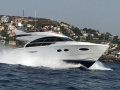 Princess 43 Flybridge Flybridge