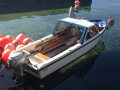 Thoma 500 Fisher Fischerboot