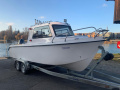 The Captains Fischer 660 Cabin Boat